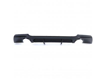 BMW 3 E92 Coupe difúzor na zadný nárazník - športová násada...