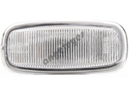 Audi bočné smerovky biele
