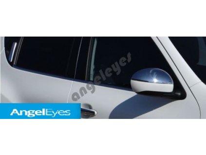 Nerezové kryty zrkadiel Nissan  Juke F15