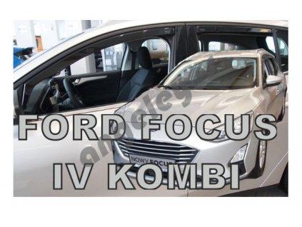 Deflektory na okná pre Ford Focus Combi, 4ks