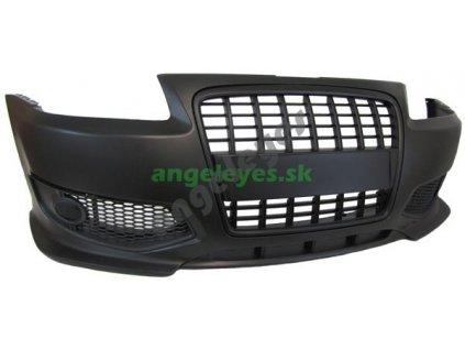 Audi A3 8L predný nárazník s S-Line výzorom s čiernym rámikom...