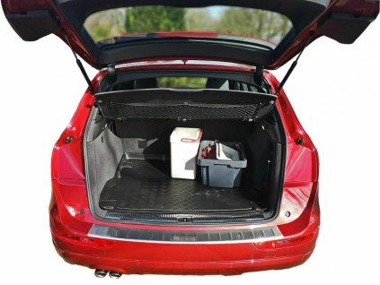 Nerezová ochranná lišta na nárazník Audi Q5 matná