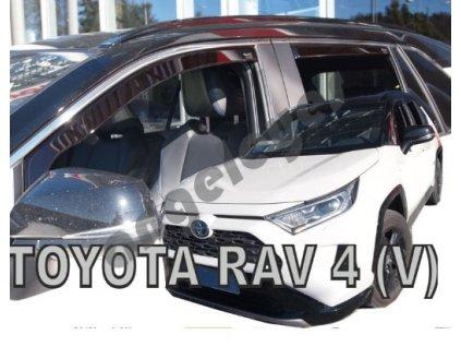 Deflektory na okná pre Toyota RAV4