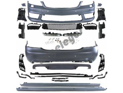 Bodykit pre Mercedes S W221 AMG