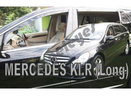 Deflektory na okná pre Mercedes R W251 long