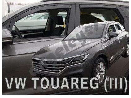 Deflektory na okná pre VW Touareg III