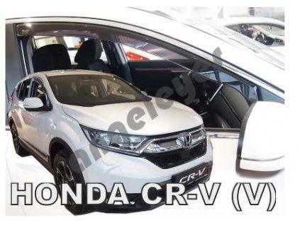 Deflektory na predné okná pre Honda CRV 5 od rv. 2018-, 2ks