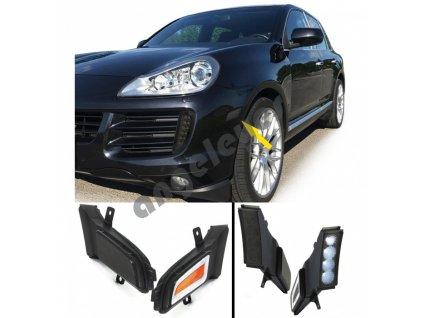 Bočné led smerovky pre Porsche Cayenne rv.2006-2010