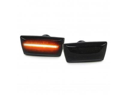 Bočné dynamické LED smerovky pre Opel