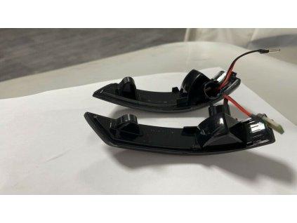 Bočné LED smerovky do spätných zrkadiel pre Ford Focus...