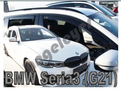 Deflektory na okná pre BMW 3 G21