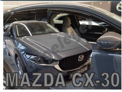 Deflektory na okná pre Mazda CX-30