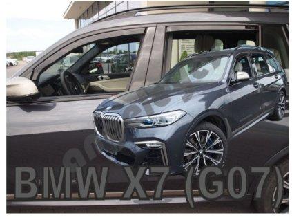 Deflektory na okná pre BMW X7 G07