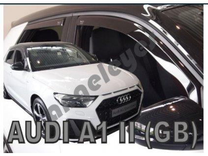 Deflektory na okná pre Audi A1 II