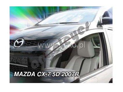 Deflektory na okná pre Mazda CX 7, 2ks