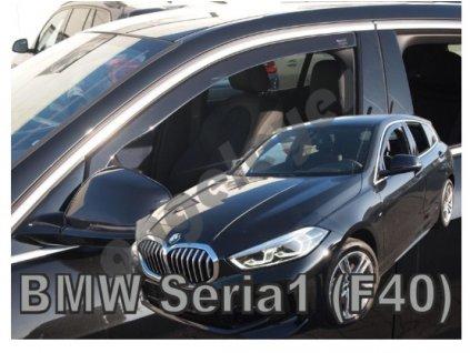 Deflektory na okná pre BMW 1 F40 Htb
