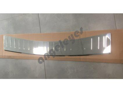 Nerezová ochrana nárazníka Peugeot 508 SW (kombi) od rv. 2014-