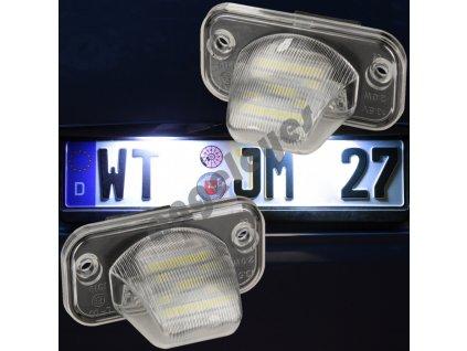 LED osvetlenie ŠPZ VW T4