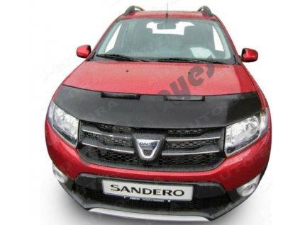Kožený kryt kapoty Dacia Sandero 2, Stepway 2, Dacia Logan 2,...