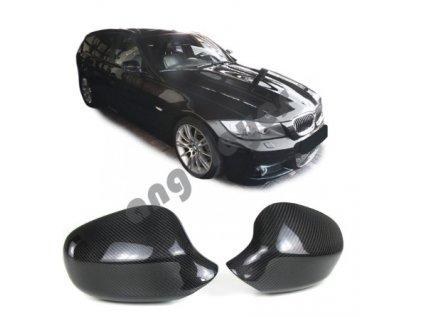 Carbónové kryty zrkadiel pre BMW BMW X3 F25 X4 X5 F15 X6 F16