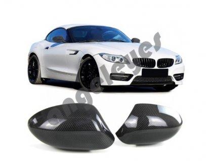 Carbónové kryty zrkadiel BMW Z4 E89