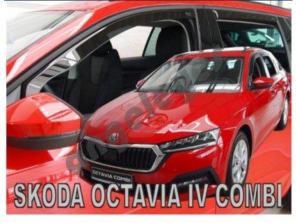 Deflektory na okná pre Škoda Octavia IV combi