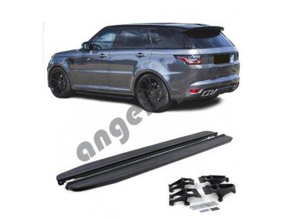 Bočné nášlapy Range Rover Vogue L405 a Sport L494