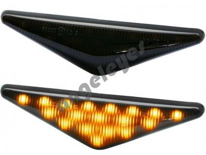 Bočné dynamické LED smerovky Ford Focus MK1, Ford Mondeo MK3...