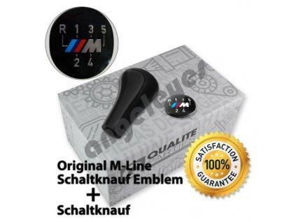 5-rýchlostná strieborná hlavica pre BMW  E36 E46 E34 E39