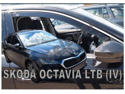 Deflektory na okná pre Škoda Octavia IV LTB