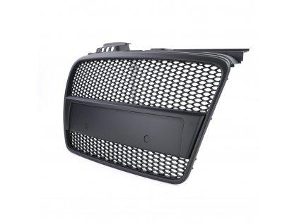 Audi A4 B7 čierna maska RS