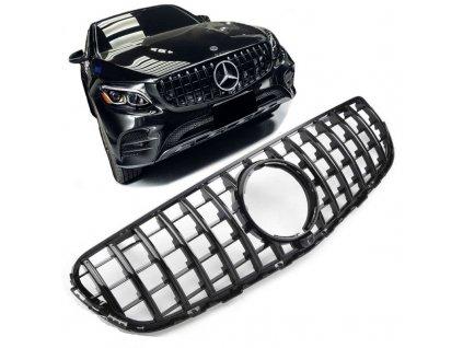 Maska Mercedes X253 GLC čierna
