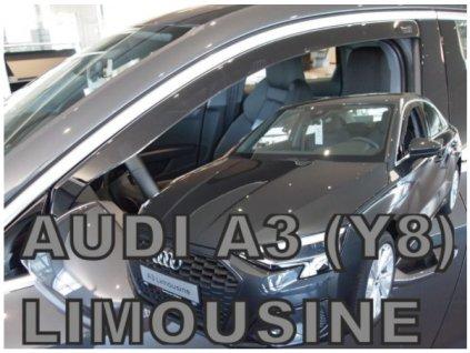Deflektory na okná pre Audi A3 8Y Limousine 4D 2020-, 2ks