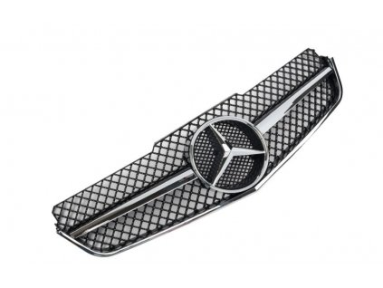 Mercedes maska W207 SL čierna lesklá, AMG OPTIK r.v. 2009-2013