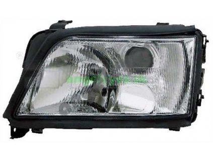 Audi A6 94-97 ľavé svetlo bez hmlovky