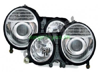 E W210 svetlá v štýle ako W211 rv. 99-01
