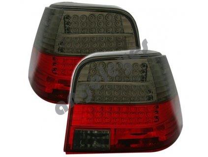 Golf 4 zadné LED červeno-zatmavené