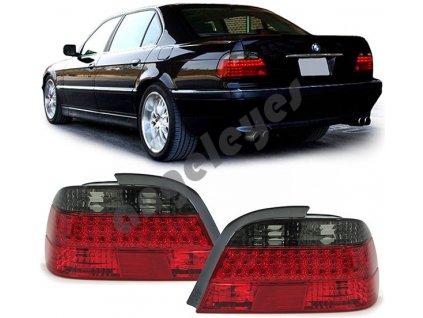 BMW E38 BMW 7 zadné s LED