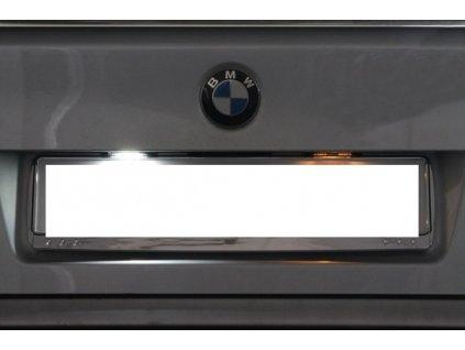 BMW LED osvetlenie ŠPZ