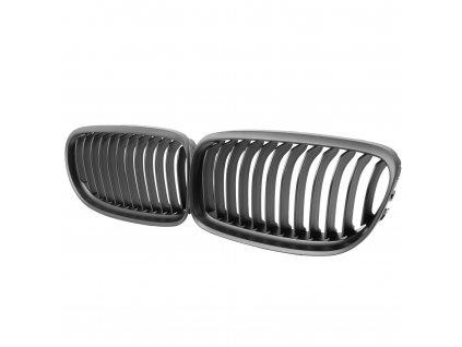 BMW E90 predná čierna maska, rv. 9/08 -