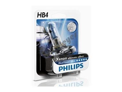 Žiarovka Philips HB4 Blue Vision Xenon, 1 kus