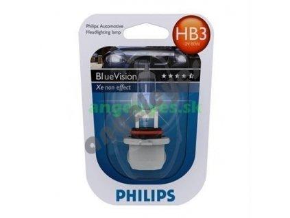 Žiarovka Philips HB3 Blue Vision Xenon, 1 kus