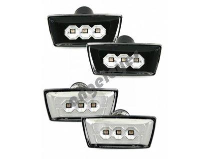 Bočné LED smerovky pre Opel