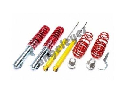 Nastaviteľný podvozok pre Audi TT, Seat Leon Cupra, Škoda...