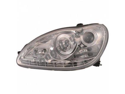 Predné svetlá Xenon s LED pásom S W220