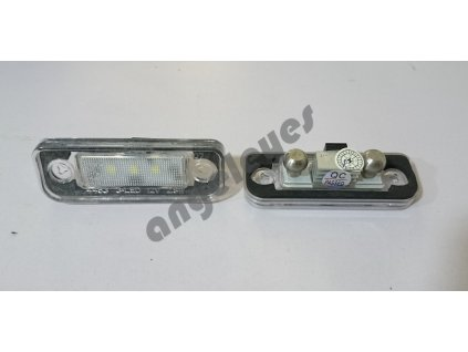 LED osvetlenie ŠPZ pre Mercedes C S203 kombi