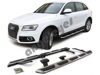 Audi Q3 bočné nášlapy
