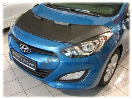 Hyundai i30 kožený kryt kapoty 2011-2017