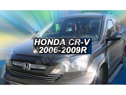 Deflektory na okná pre Honda CRV rv. 06-11, 4ks
