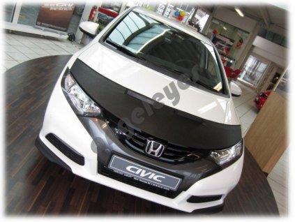 Honda Civic kožený kryt kapoty rv. od 2012